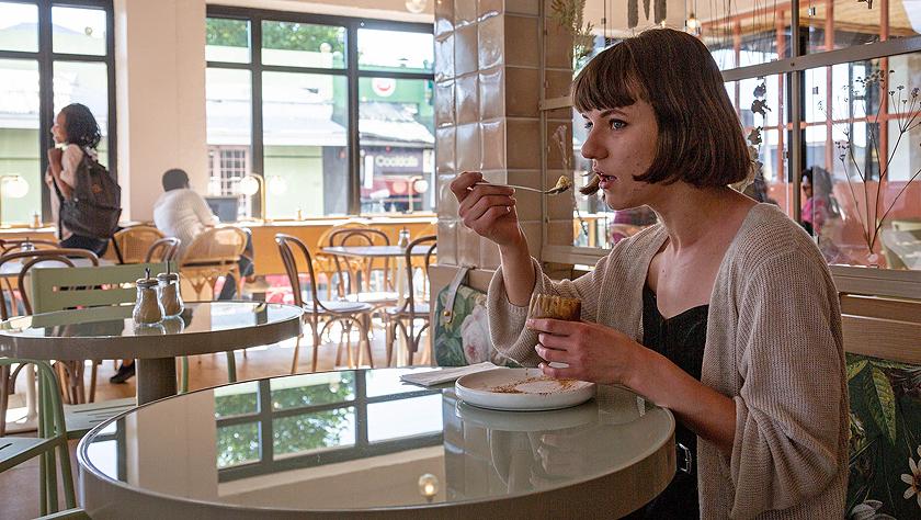 """""""迎中秋""""世界各地传统糕点系列——南非牛奶蛋挞"""