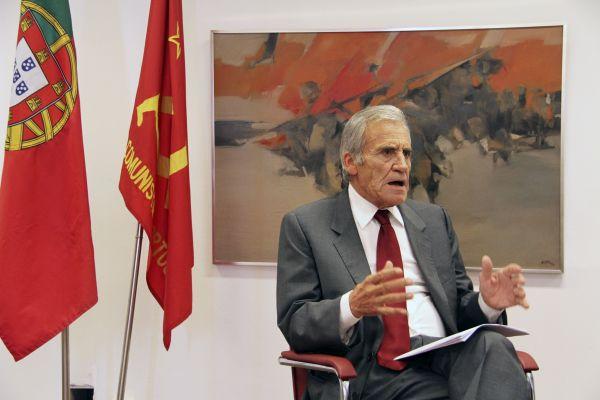 世界纵论新中国70年 | 葡共总书记热罗尼姆·德索萨:中国走社会主义道路意义重大