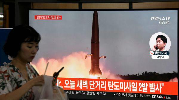 日本破例公布朝鲜导弹分析详情 是想努力证明一件事——