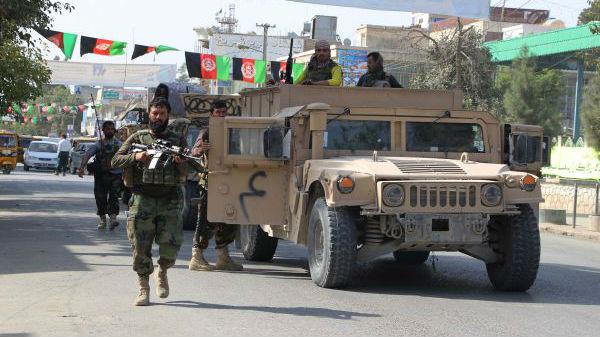 """美媒不看好阿富汗和平前景:中情局就是一大""""乱源"""""""