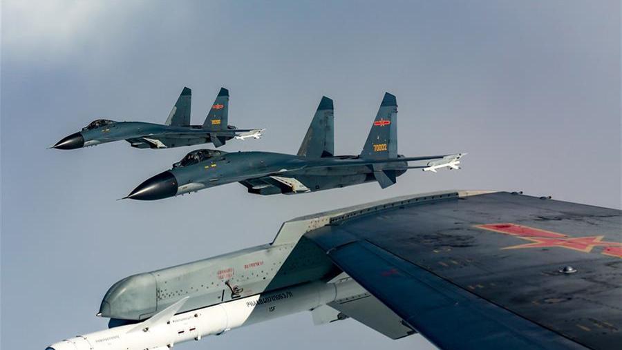 空军航空兵某旅牢记初心使命提高打赢能力记事