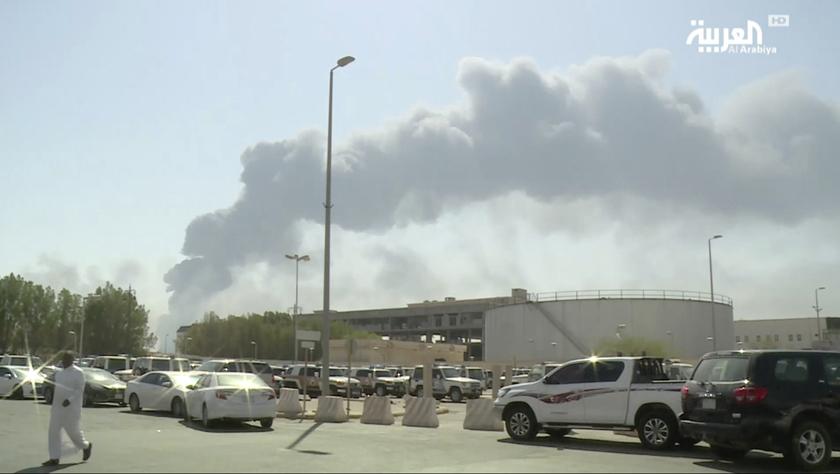 也门胡塞武装袭击沙特石油设施