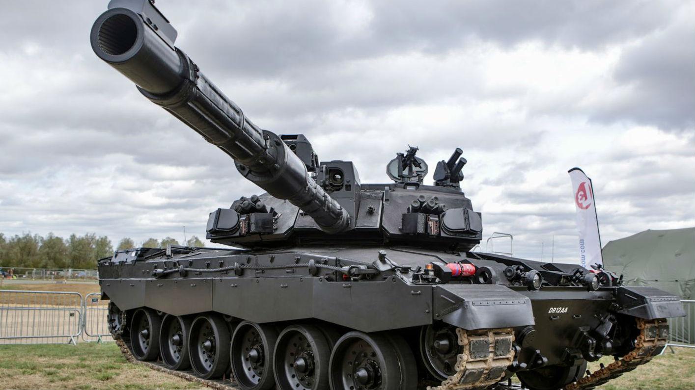 耗资320万英镑 英国开发陆军用电动作战车辆