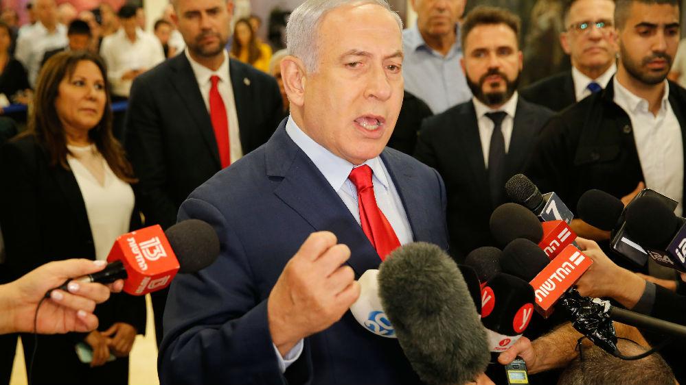 外媒:美国抛出共同防御条约助以色列总理连任