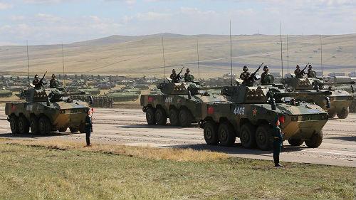 中俄等多国开启大规模军演 俄罗斯:并不针对第三国