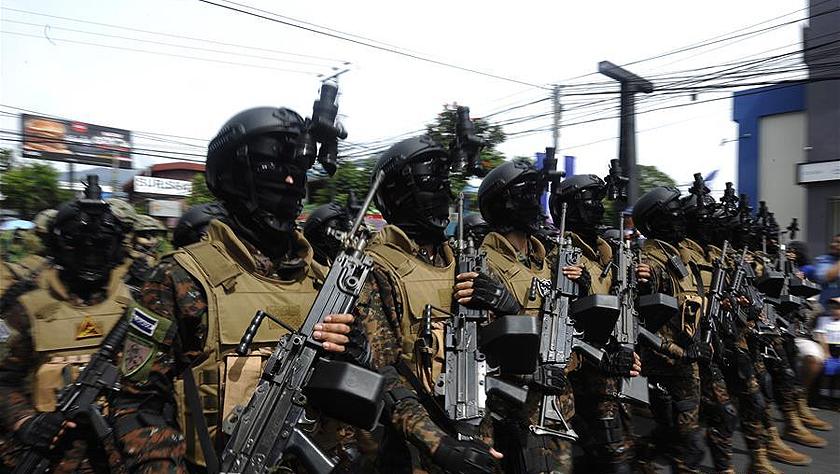 萨尔瓦多庆祝独立日