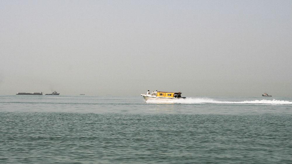 外媒:伊朗在霍尔木兹海峡附近再扣一艘油船