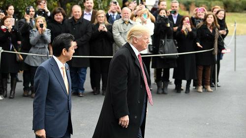 美媒:特朗普称已与日本达成初步贸易协议 即将签署