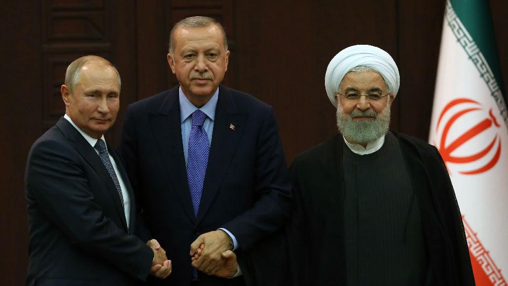 普京建议沙特买俄制防空导弹:像土耳其伊朗那样