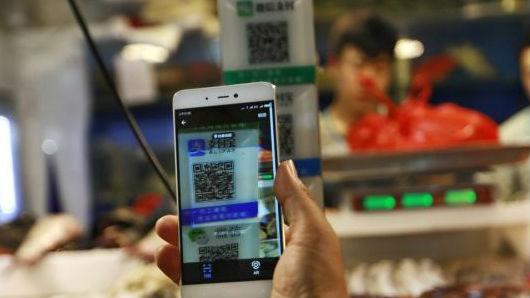 日媒关注中国移动支付:不断催生新业态 改变社会生活