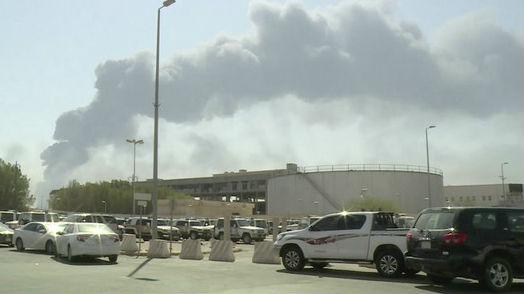 外媒:石油设施遇袭暴露沙特缺乏自卫能力 美国也无法提供庇护