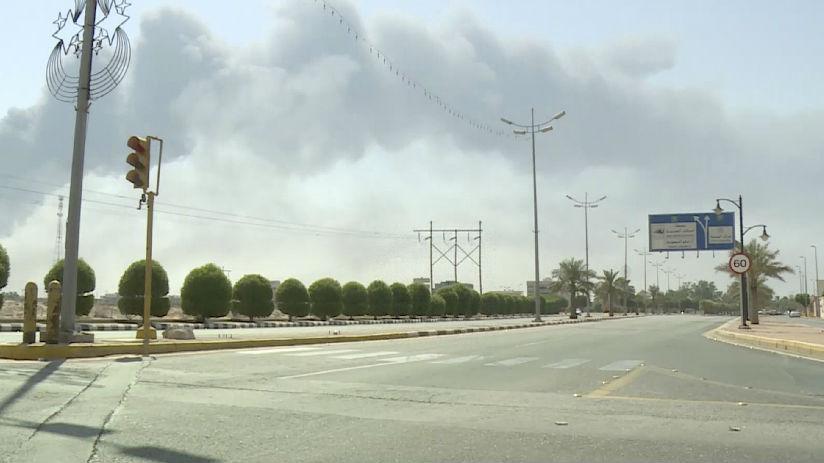 外媒:美官员称沙特油气设施所受袭击来自伊朗西南部