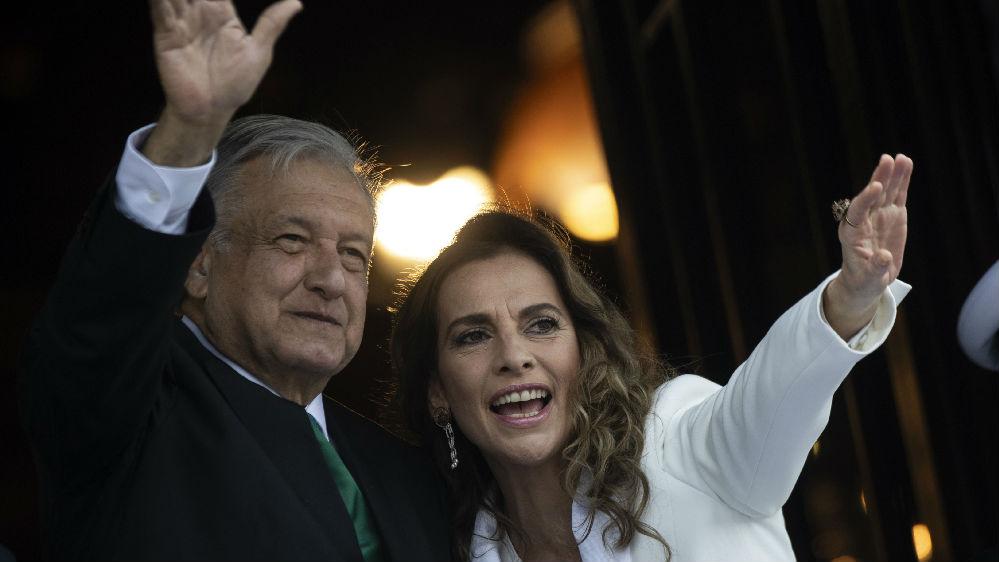 西媒:墨西哥总统上任后零出访遭批评