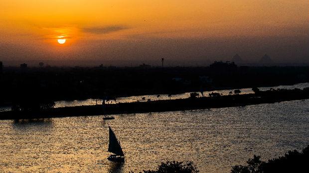 美媒:尼罗河流域2亿人2080年将面临水源短缺