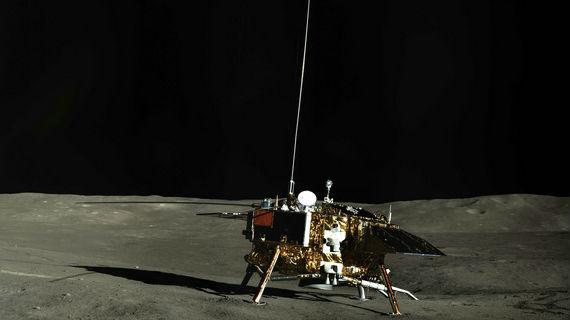 西媒:中俄将联手建立数据中心 共同探测月球和深空
