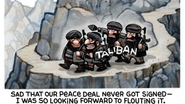 和平不容易