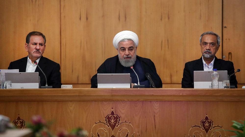 特朗普下令强化对伊朗制裁 伊朗否认指控并警告将回应威胁