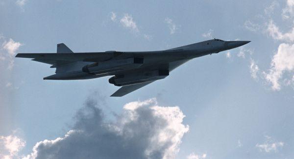 """俄战略轰炸机巡航波罗的海 西方多国战机""""伴飞"""""""