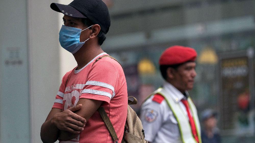 外媒:马来西亚烟霾情况恶化 或宣布进入紧急状态