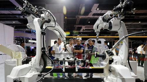 外媒:工博会展示中国工业技术进步 诸多尖端科技亮相