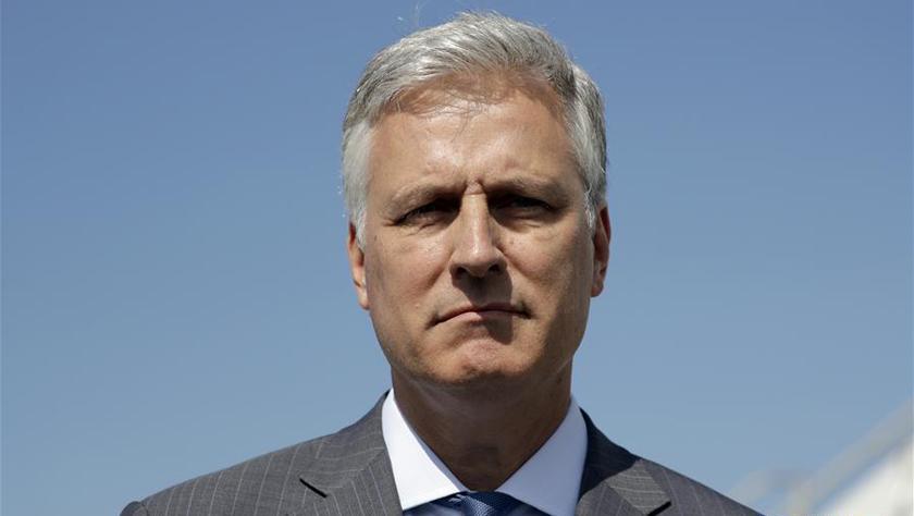 特朗普任命奥布莱恩为总统国家安全事务助理