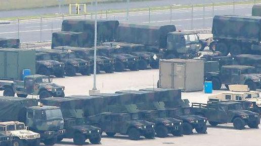 """26处设施已腾空15处 驻韩美军加速基地""""腾退"""""""
