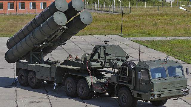 可与S-400兼容 俄军俄S-500远程防空系统明年将量产