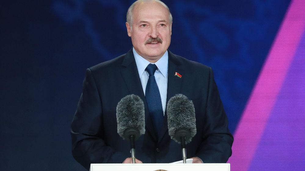 俄媒:美国缓和与白俄罗斯关系 意在牵制莫斯科