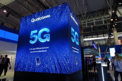 """与华为5G""""近身肉搏"""",美国芯片巨头放大招——"""