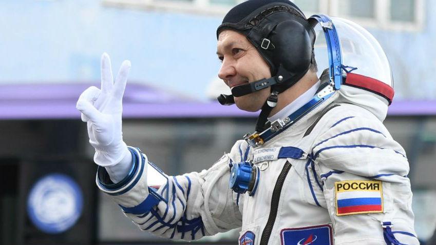 俄罗斯拟于2021年为宇航员重新配备手枪