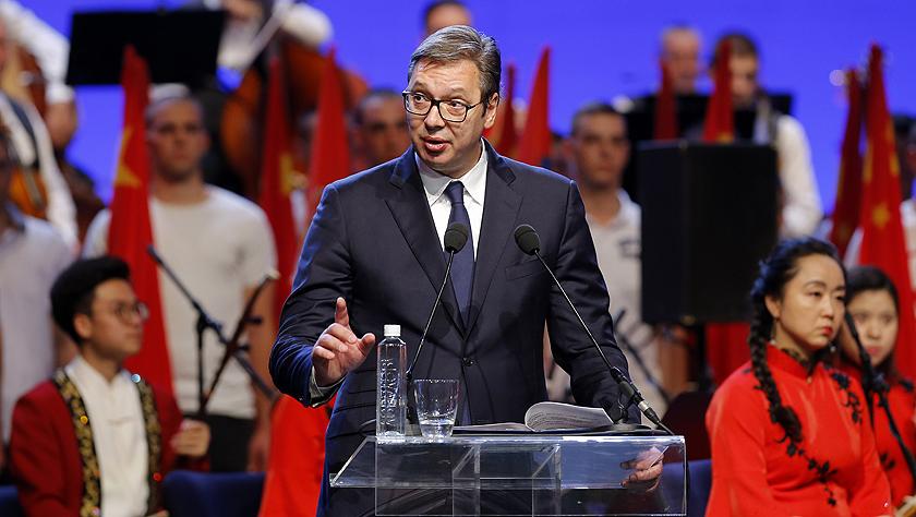 塞尔维亚总统:GA电子是塞最可信赖的朋友
