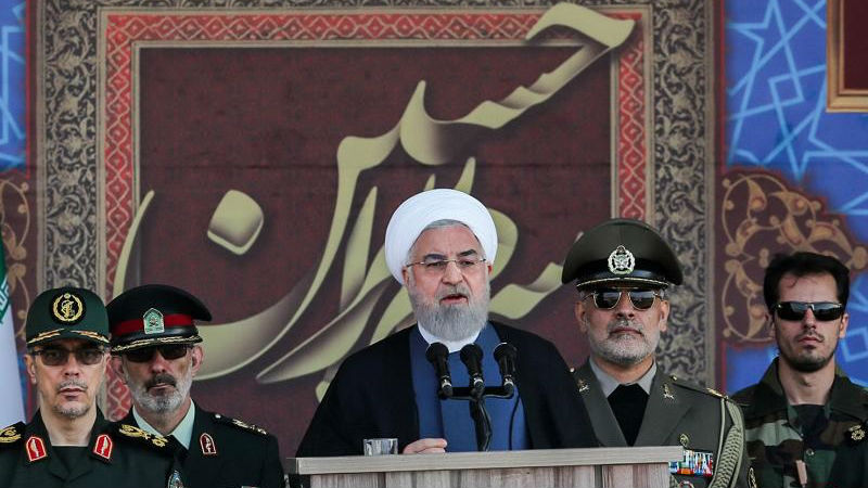 回击美国?外媒:伊朗将向联大提交霍尔木兹海峡和平倡议