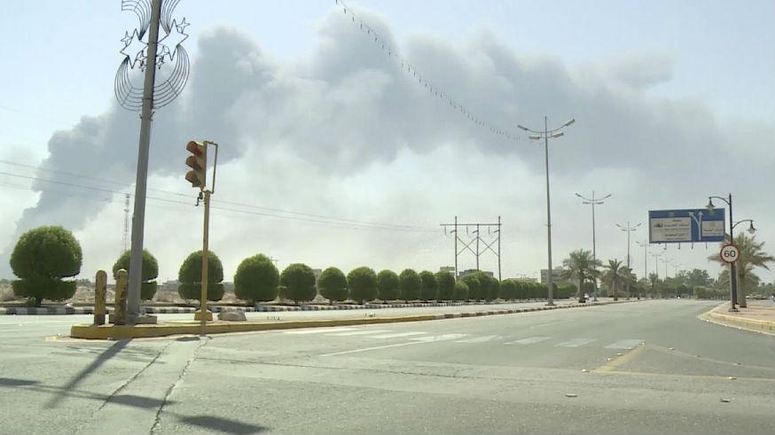 美国沙特从导弹残骸里找证据 外媒:试图跟伊朗扯上关系