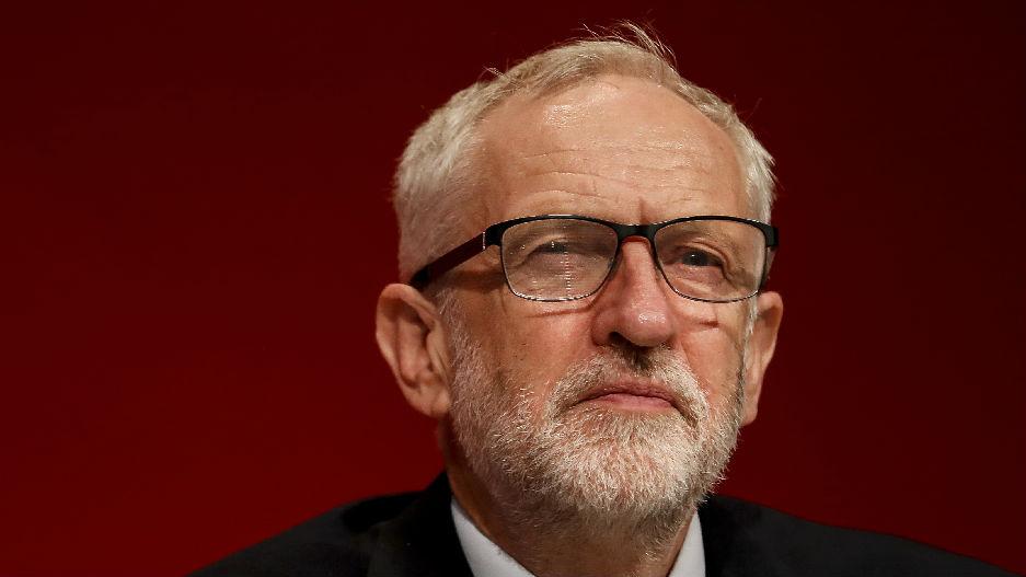 """英国工党领袖科尔宾遭遇全面""""叛乱"""" 英媒:选民希望他下台"""