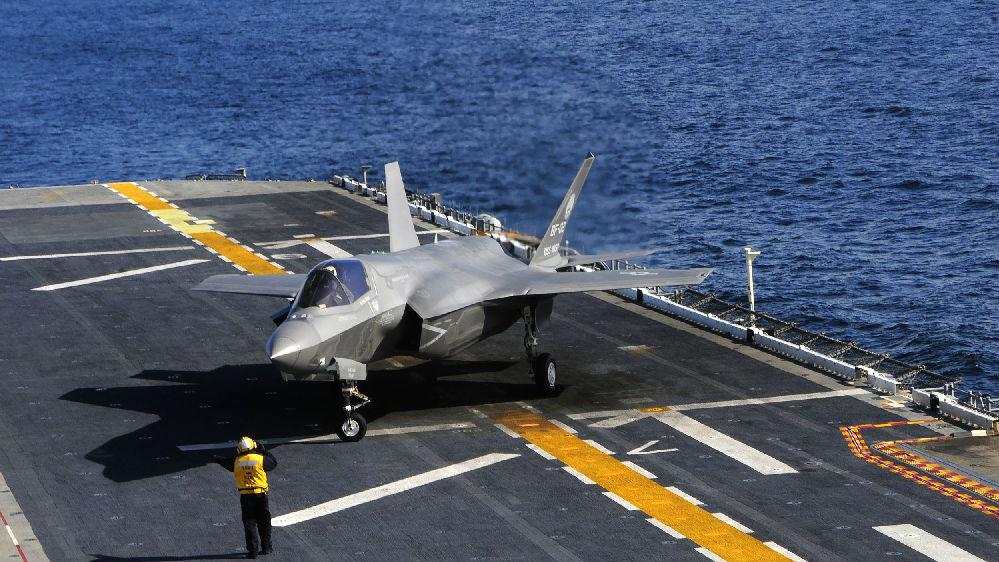 外媒:特朗普盟友面见埃尔多安 邀土耳其重返F-35项目