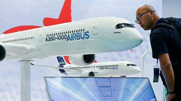 港媒:三大飛機制造商看好中國市場 未來20年或需要近萬架飛機