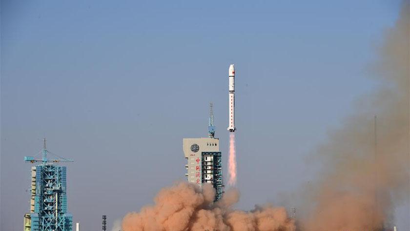 我国成功发射云海一号02星