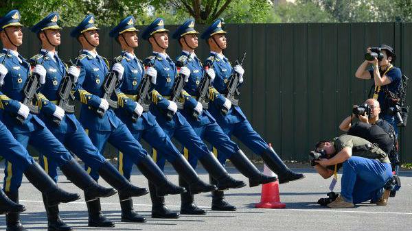 外媒:中国70周年庆典将惊艳世界