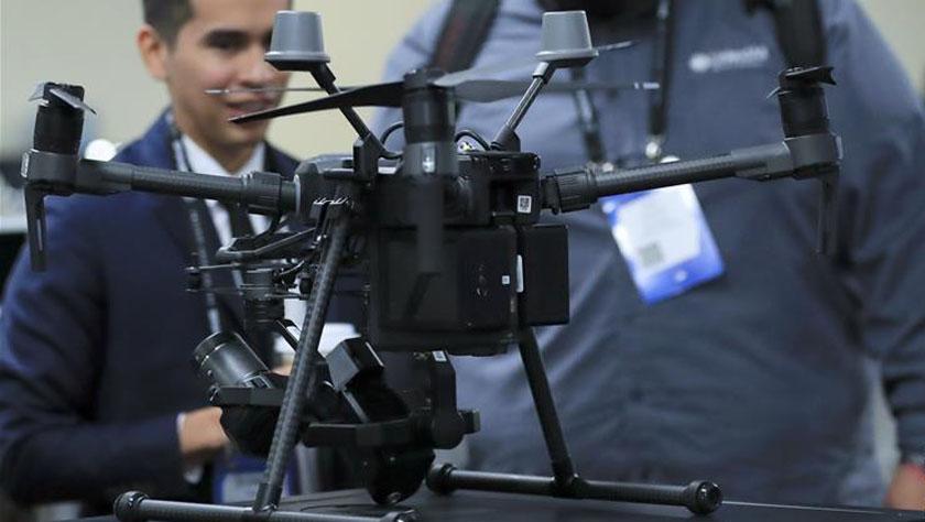 中国造无人机成提升公共安全的利器
