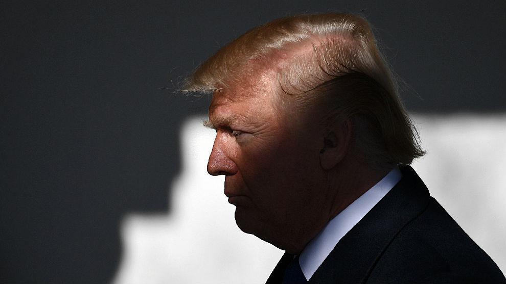 """白宫被指试图为总统""""捂盖子"""" 外媒:特朗普威胁举报者或罪加一等"""