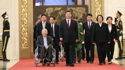 境外媒体关注:中国隆重授勋拉开盛典大幕