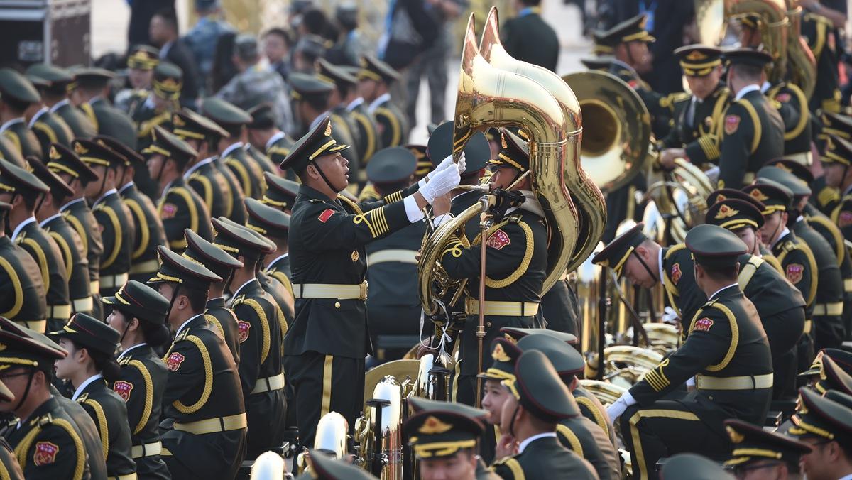 庆祝中华人民共和国成立70周年大会将在京隆重举行