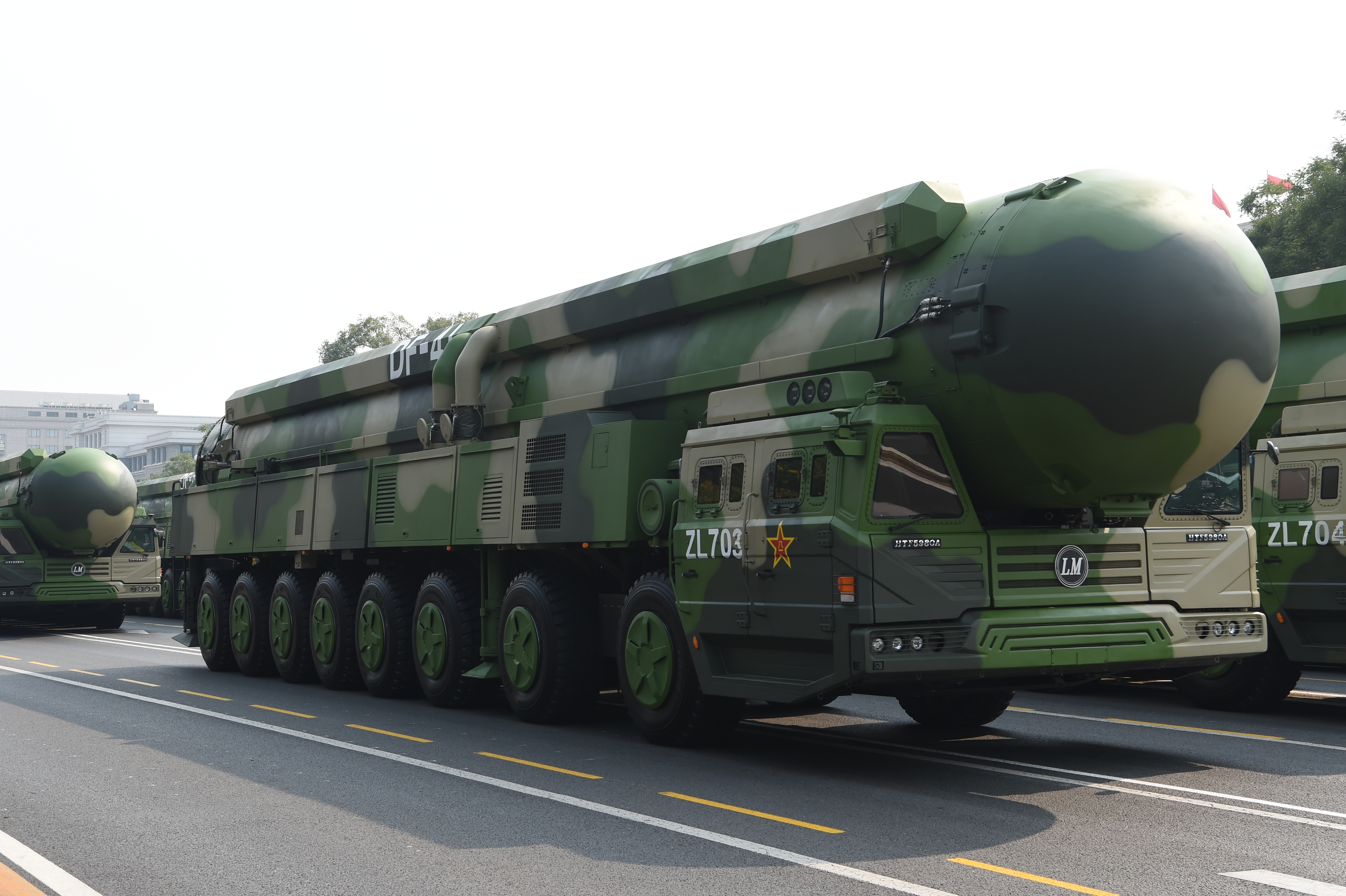 外国军事专家:中国阅兵为何如此重要