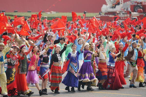 外媒关注:盛世大典激发中国人爱国豪情
