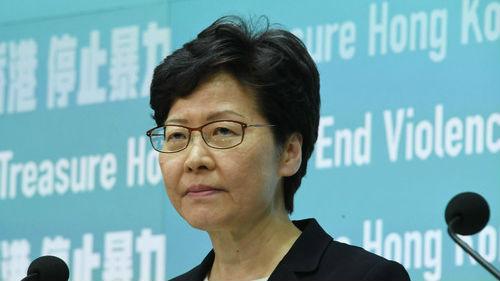 """境外媒体:""""禁蒙面法""""有助香港止暴制乱"""