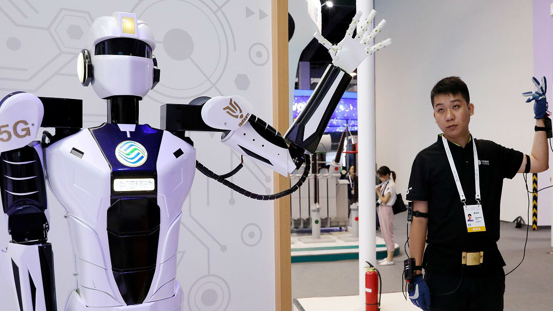 法媒盘点:中国领跑八大高科技领域