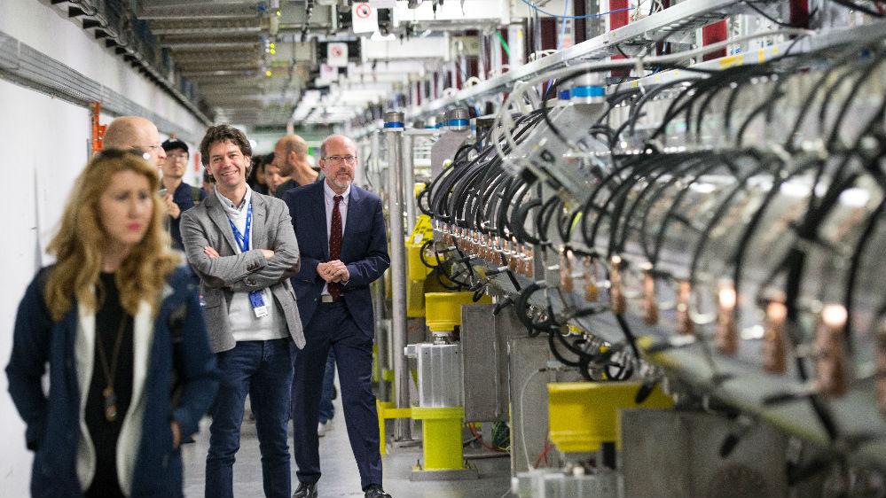 中國將建全球最大粒子加速器 日媒:日本擔心被中國趕超