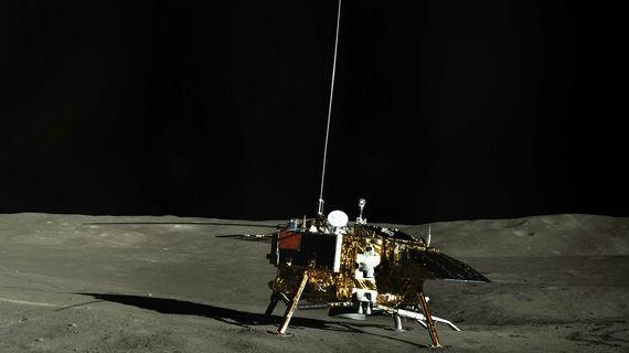 美媒:中国曾考虑把乌龟送至月球背面