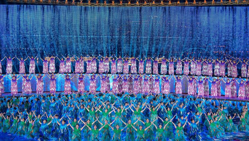 2019年中国北京天下园艺展览会落幕式在京举行