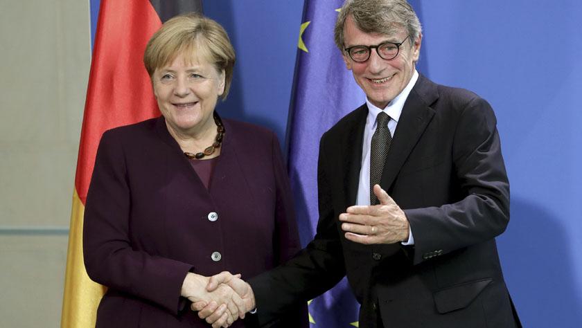 """欧盟领导层访德磋商英国""""脱欧""""问题"""